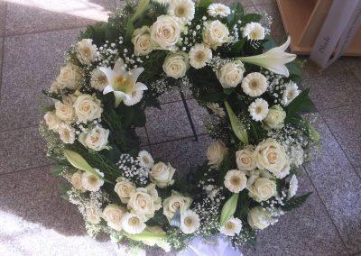 Beerdigungskranz-online